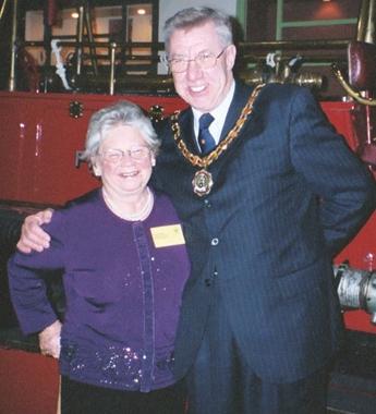 Councillor Ken Thornber CBE